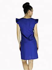 """Плаття літнє """"Рюші"""" оптом і в роздріб придбати за цінами виробника, фото 2"""