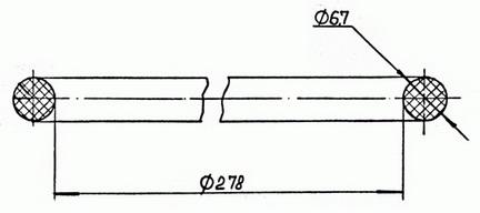 Кільце 30Д36.08.10 (Д217.00.74)