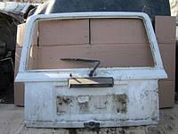 Крышка багажника ВАЗ 2104 среднее состояние