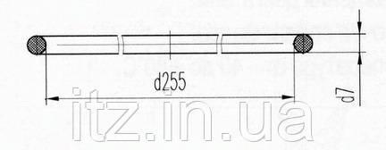 Кольцо под гильзу 30Д36.08.8 (Д217.00.03) (6Д.49.36.17)