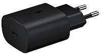 Сетевое зарядное устройство Samsung EP-TA800XBEGRU 25W PD3.0 Type-C Black  КОД: EP-TA800XBEGRU