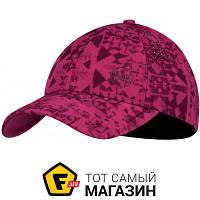 Кепка Buff Trek Cap azza pink L/XL (122585.538.30.00)