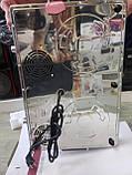 Інфрачервона керамічна плита Lexical на 2 конфорки, фото 7