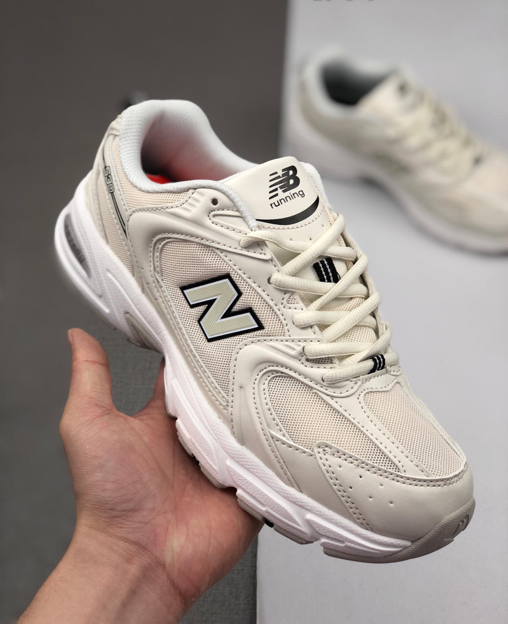 """Кроссовки New Balance 530 """"Бежевые"""""""