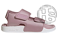 Женские сандалии Adidas Original Adilette Sandal 3.0 Purple White EG5027