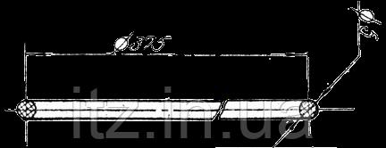 Кільце ущільнювальне 6Д49.36.11-1 (Д217.00.38)