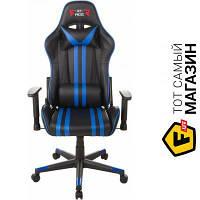 Геймерское кресло Gt Racer X-2504-M Black/Blue