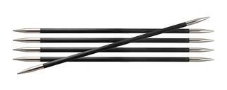Спицы носочные Karbonz KnitPro 20 см