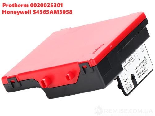 Блок розжига Honeywell S4565AM3058 Protherm Медведь KLOM, KLZ - 0020025301