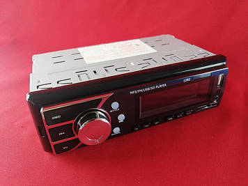 Автомобільна магнітола Pioner 1282 MP3/FM/USB/microSD-карта