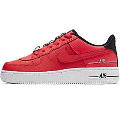 """Кроссовки Nike Air Force 1 Low """"Красные"""""""