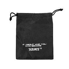 Сумочка для фітнес гумок AOLIKES Black компактна