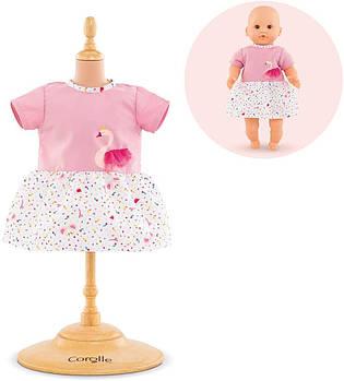 Сукня Corolle Королівський лебідь для ляльки 30 см 9000110350