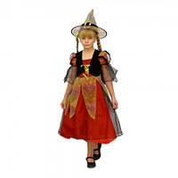 Маскарадный костюм Злая Ведьма (размер M) Arivans красный