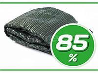 Сітка затінююча 85% зелена, в пакеті, 2х10м ТМAGREEN
