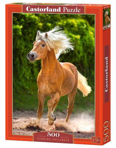 """Пазлы """"Великолепная лошадь"""", 500 элементов В-52981"""