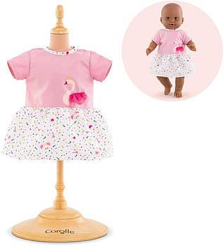 Сукня Corolle Королівський лебідь для ляльки 36 см 9000140590