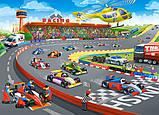 Пазлы ''Формула гонки'' Castorland  100 элементов, фото 3