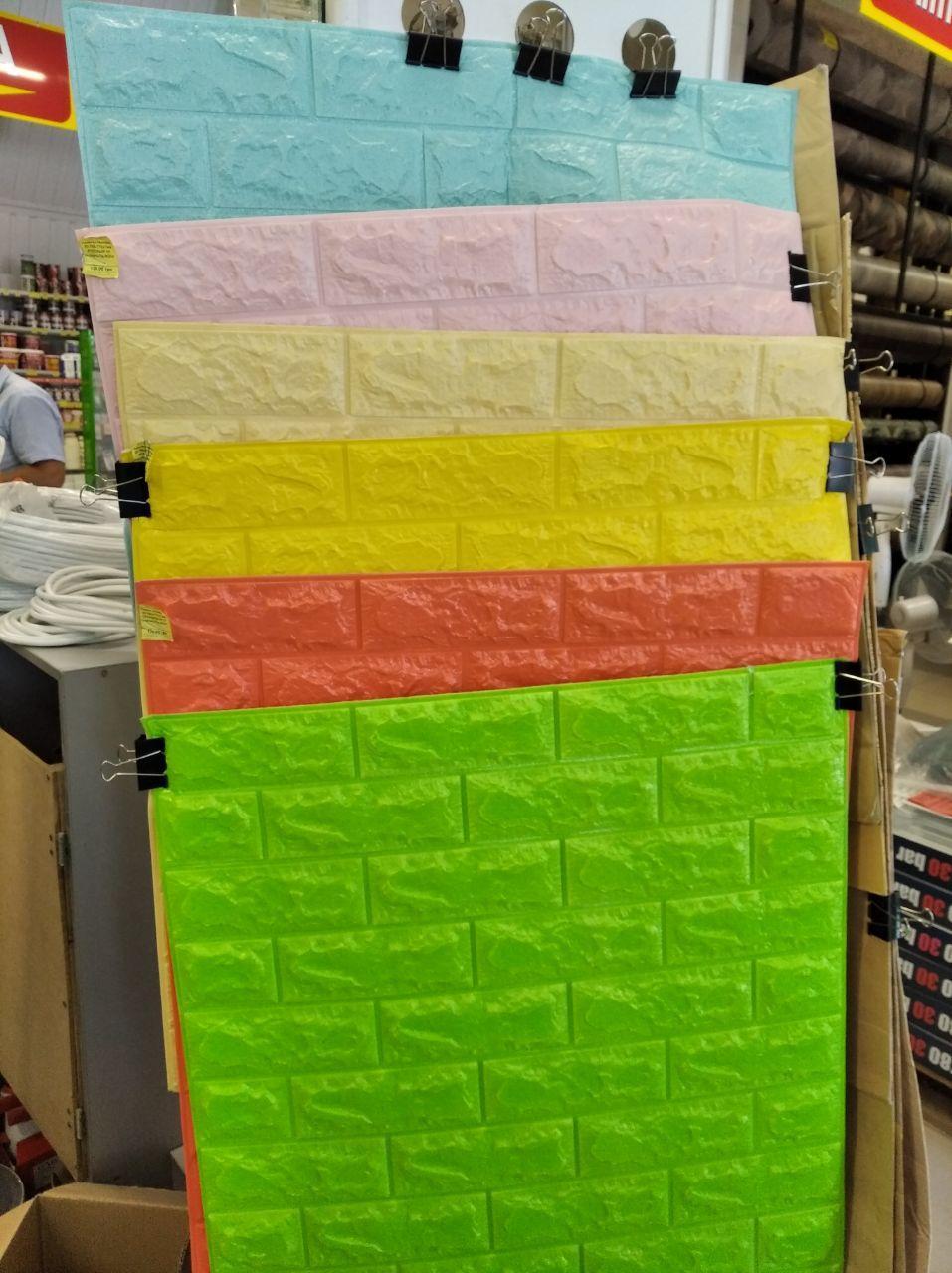 Панель стеновая 3D Sticker Wall Sticker Wall самоклеющаяся 70х77 см