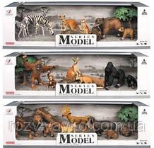 Набор Дикие животные  / Набір Дикі тварини Q 9899 D-7