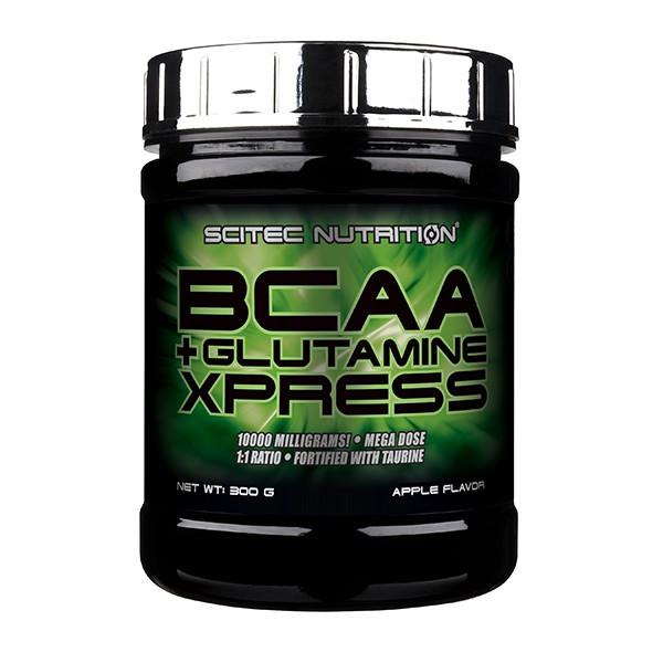 Scitec Nutrition BCAA+Glutamine Xpress 300g