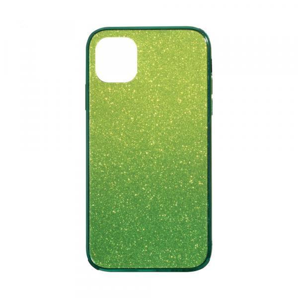 Чехол Case Original Glass TPU Ambre for Apple Iphone 11 Pro Max