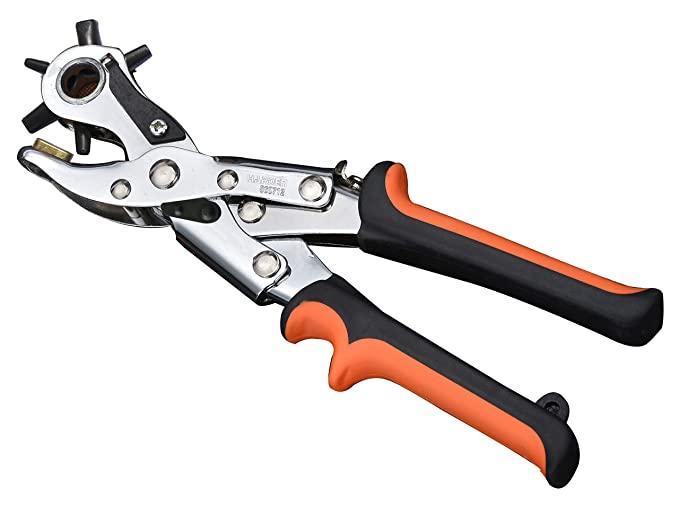 Пробойник для кожи профессиональный 250 мм Harden Tools 560712