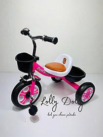 Триколісний велосипед Best Trike LM, Рожевий