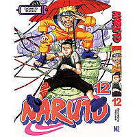 Манга Наруто Том 12 | Naruto