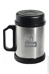 Термокружка з кришкою Tramp 300мл сірий TRC-006