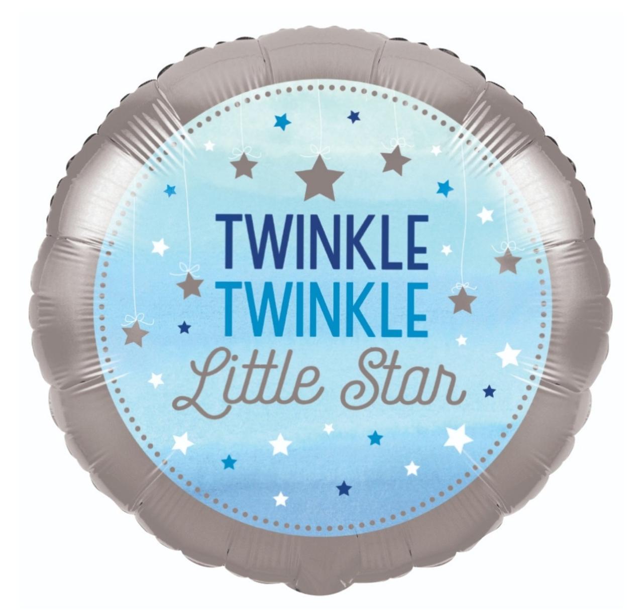 "CTI 18"" Twinkle Twinkle little Star Boy (Мерцай Маленькая Звёздочка Мальчик)"