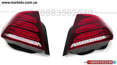Задний фонарь стоп седан для Chevrolet Lacetti Лачетти в стиле W222 лед LED, фото 3