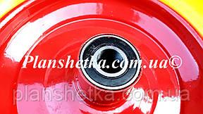 Колесо для тачки 4.00 - 8 подшипник 6204, без оси, фото 2