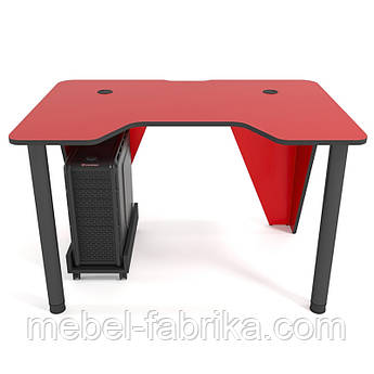 Геймерский стол ZEUS IVAR Red