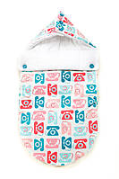 Зимний конверт для младенцев GoforKid America Алло 40*75 (9801-202-005-3)
