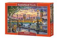 """Пазлы """"Вдохновение Лондона"""", 1000 элементов C-104437"""