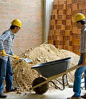Подсобные работы на строительных объектах