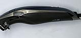 Машинка для стрижки волос Rozia HQ-257 + насадки, ножницы, расческа, фото 5