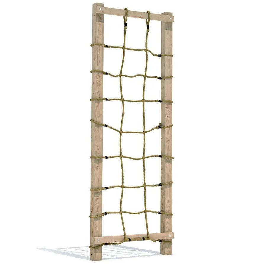 Сетка для лазанья детская JustFun 0,75 x 2,00 м для детей, детской площадки