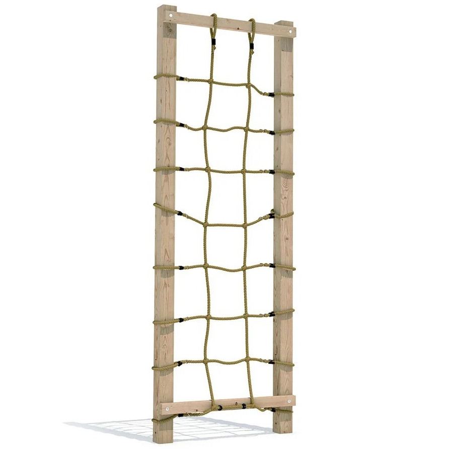 Сітка для лазіння дитяча JustFun 0,75 x 2,00 м для дітей, дитячого майданчика
