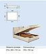 Кровать Ривьера НСТ, фото 2