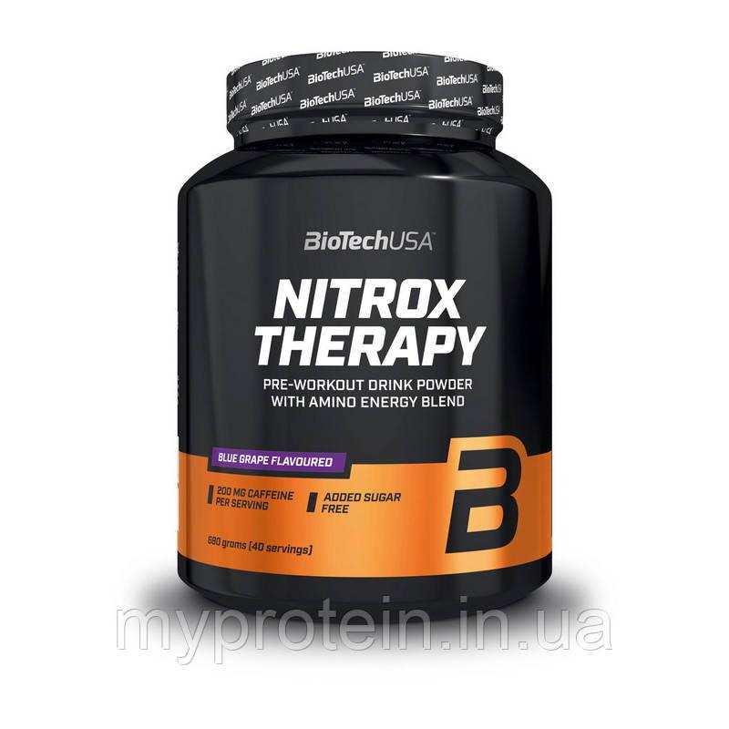 BioTech Предтреник Nitrox Therapy (680 g )