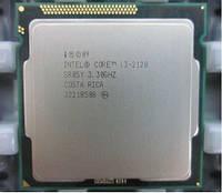Процессор Intel Core i3-2120 3.3GHz/3MB/NoTurbo, s1155 (BX80623I32120), Tray, б/у