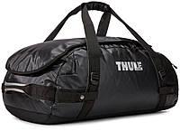 Спортивная сумка-рюкзак Thule Chasm new 70L Black (черный), фото 1