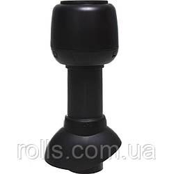 Вентиляционный выход 110/300 Н + колпак Вентиляційний вихід VILPE