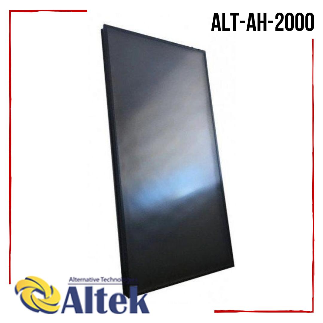 Воздушный солнечный коллектор Altek ALT-AH-2000 для отопления 30 кв.м
