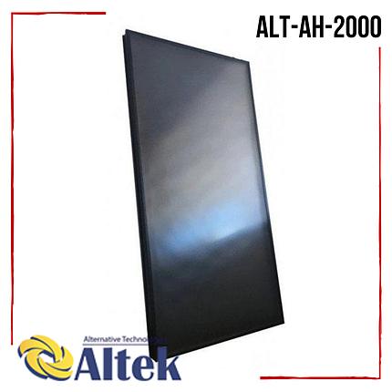 Воздушный солнечный коллектор Altek ALT-AH-2000 для отопления 30 кв.м, фото 2