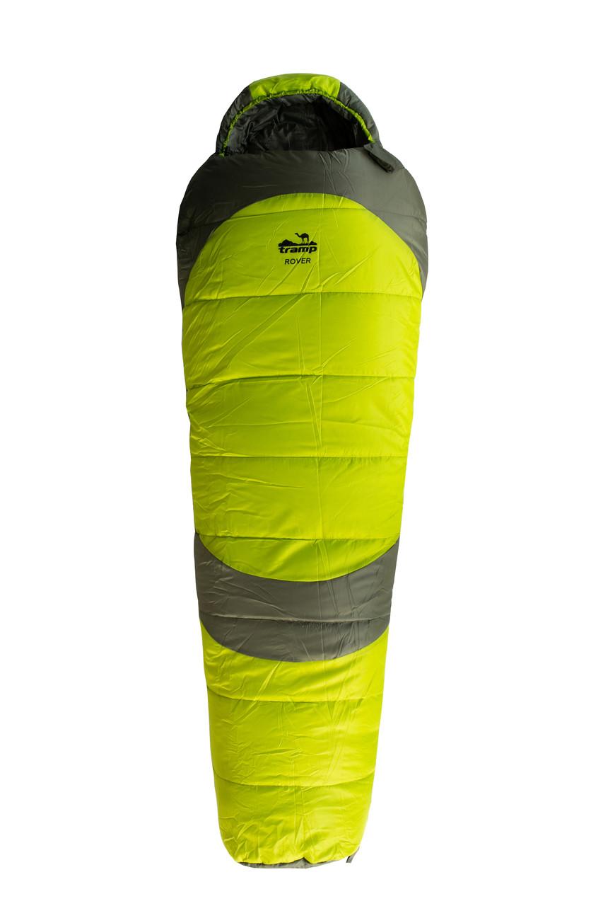 Спальный мешок кокон Tramp Rover Regular левый TRS-050R