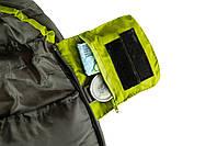 Спальный мешок кокон Tramp Rover Regular левый TRS-050R, фото 4