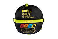 Спальный мешок кокон Tramp Rover Regular левый TRS-050R, фото 6